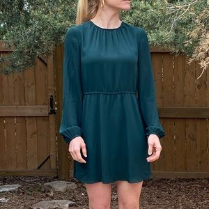 Sunday Best Poppins Dress Green Size 4